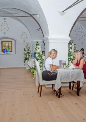 Kulinarični večer na Visokem FOTO: MIHA PRIJATELJ