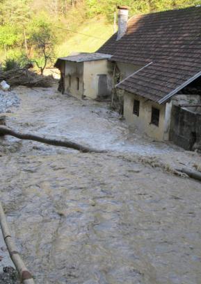 Hotovlja Foto: arhiv Občine Gorenja vas - Poljane