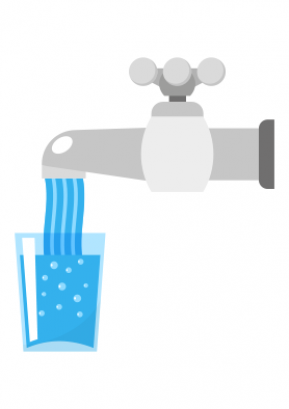 Na vseh vodovodih oskrba z vodo varna
