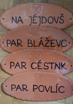 Tablice s hišnimi imeni