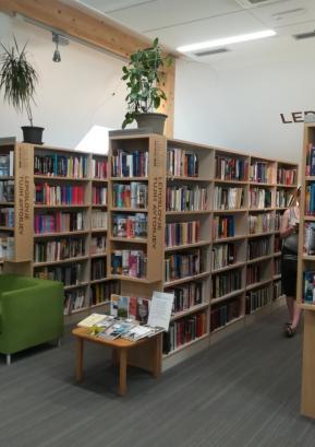 Novice iz knjižnic v občini