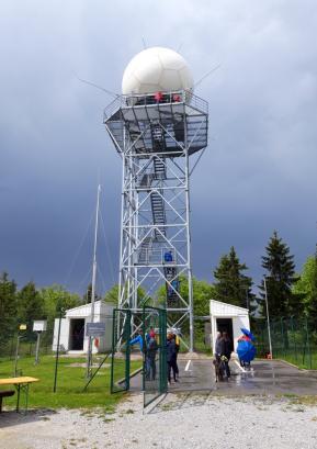 Radar Pasja ravan Foto: Jure Ferlan
