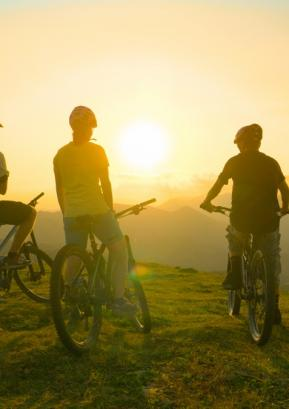 Hidden Hills Trail – najboljša kolesarska pot v Sloveniji