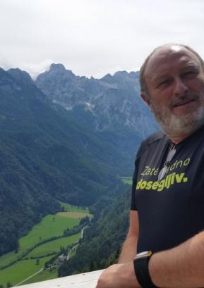 Mag. Stanislav Bergant je pripravil izhodišča za novo strategijo za upravljanje z zvermi, ki jo bo kmalu predstavil tudi evropskim poslancem. Foto: osebni arhiv