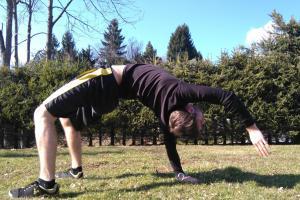 Fascialni trening
