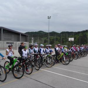 Že 14-ič smo na šoli pripravili tekmovanje Bicikl 2019