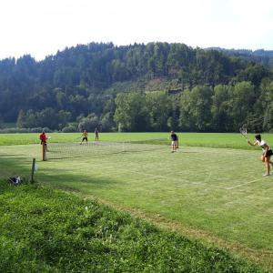 Teniški turnir na Visokem Foto: Jure Ferlan