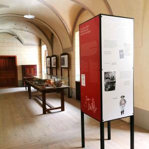 Nova pridobitev v dvorcu Visoko Foto: Lucija Kavčič