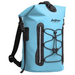 Vodoodporni nahrbtnik Go Pack 20L - nebeško modra - Vodoodporne torbe