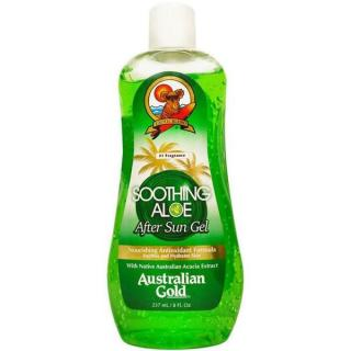 Australian gold Soothing Aloe after sun gel, 237 ml   - Kreme po sončenju