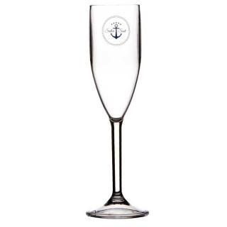 Sailor Soul Kozarec za šampanjec, 6 kos   - Kuhinja in Jedilnica