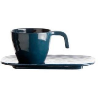 Harmony skodelica za espresso Lagoon 6 kos   - Kuhinja in Jedilnica