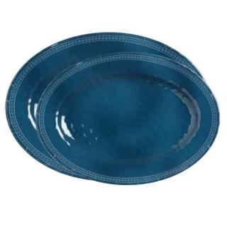 Harmony servirni ovalni krožnik Lagoon 2 kos   - Kuhinja in Jedilnica