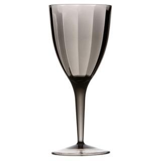 Kozarec za vino sivi, 6 kos   - Kuhinja in Jedilnica