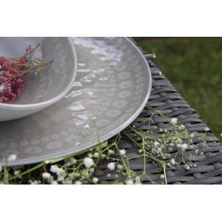 Rosette plitki krožnik Coconut 6 kos   - Kuhinja in Jedilnica