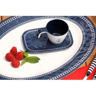 Sailor Soul Ovalni servirni krožnik, 2 kosa   - Kuhinja in Jedilnica