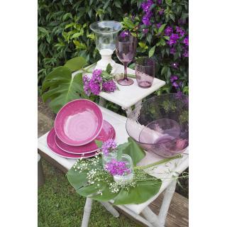Rosette set namiznih krožnikov Purple 36 kos   - Kuhinja in Jedilnica