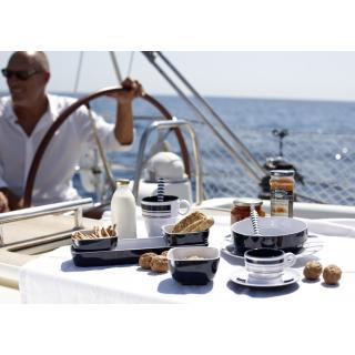 Monaco Krožnik ovalni servirni, 2 kos   - Kuhinja in Jedilnica