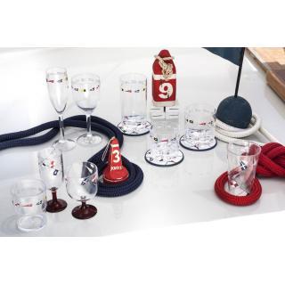 Regata kozarec za šampanec, mini, 6 kos   - Kuhinja in Jedilnica