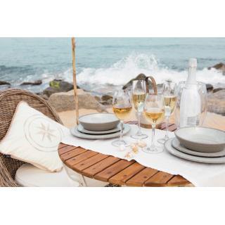 Kozarec za vino Lagoon, 12 kos   - Kuhinja in Jedilnica