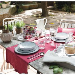 Toscana  globoki krožnik Ivory 6 kos    - Kuhinja in Jedilnica