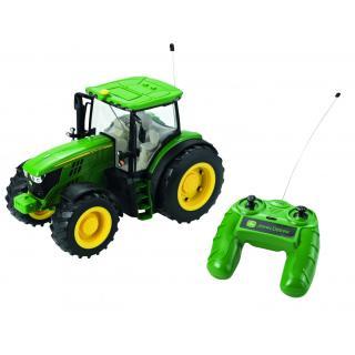 Traktor 6190R NA DALJINSKO VODENJE JD