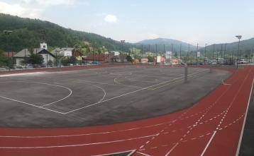 Novo športno igrišče