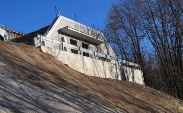 Novi vodohran VH Kovnica v Poljanah