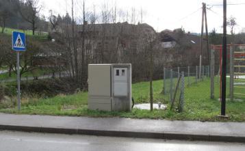 Črpališče komunalnih odpadnih voda Hotavlje
