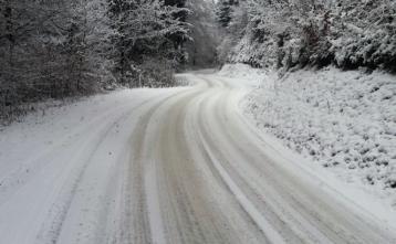 Cesta Volča - Malenski vrh