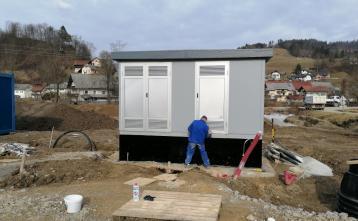 Nova transformatorska postaja