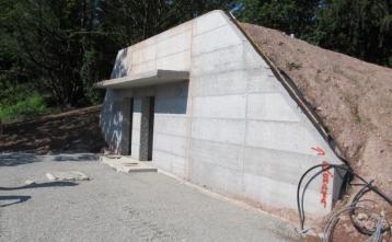 Gradbeno zaključen novi vodohran Todraž, kapacitete 100 m3
