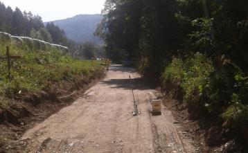 I. faza - menjava ustroja ceste