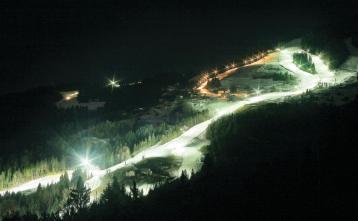 Smučišče Stari vrh Foto: Gorazd Kavčič