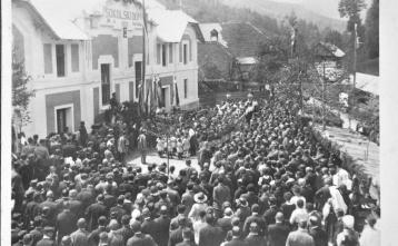 Slovesno odprtje Sokolskega doma 20. maja 1923