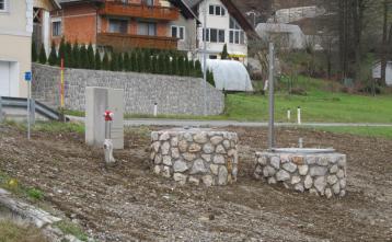 Črpališče komunalnih odpadnih voda KČP Trebija 1