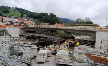 Novi most čez Soro