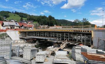 Zaopažen glavni most