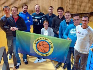 Novi upravni odbor Košarkarskega kluba Gorenja vas Foto: Eva Klemenčič