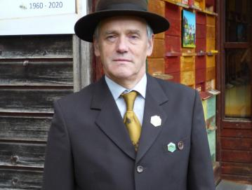 Vinko Dolinar, predsednik ČD Sovodenj
