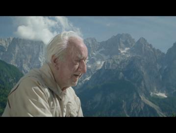 Tone Mlakar v filmu Vsa življenja Toneta Mlakarja. FOTO: ARHIV MANDRAGORA FILM