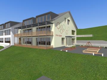Za prizidek vrtca v Poljanah je v predlogu proračuna za prihodnje leto predvidenih dobrih 700.000 evrov.