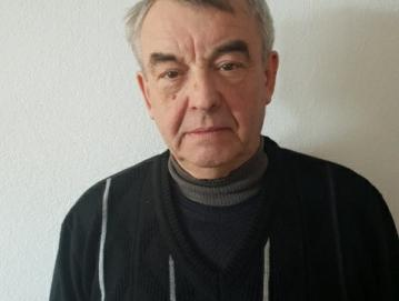 Ciril Istenič, župnik iz Javorij, tudi letošnji občinski nagrajenec.  Foto: Vito Debelak