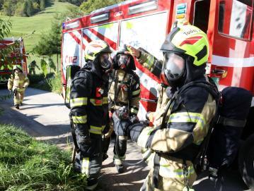 Na vaji je sodelovalo kar 107 gasilcev. FOTO: GORAZD KAVČIČ