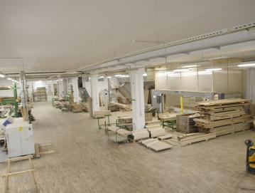 Novi proizvodni prostori FOTO: ARHIV MIZARSTVA JEZERŠEK