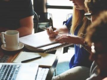 Vabilo na delavnici za projektne ideje 3. javnega poziva LAS - Avtor: LAS Za mesto in vas