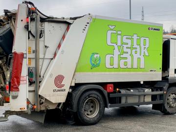 Obvestilo JKP Prodnik o spremembi odvoza mešanih komunalnih odpadkov in embalaže - Foto: JKP Prodnik
