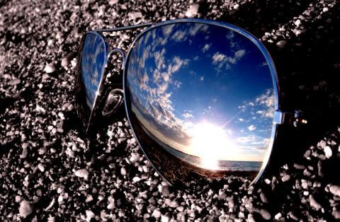 Zaščita oči s sončnimi očali