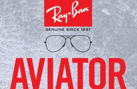 Prva legenda - Ray-Ban Aviator