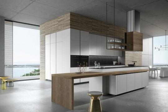 Moderne sodobne kuhinje